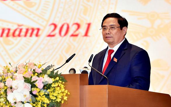 Thủ tướng Phạm Minh Chính: Đặt lợi ích dân tộc, nhân dân lên trên hết - Ảnh 2.