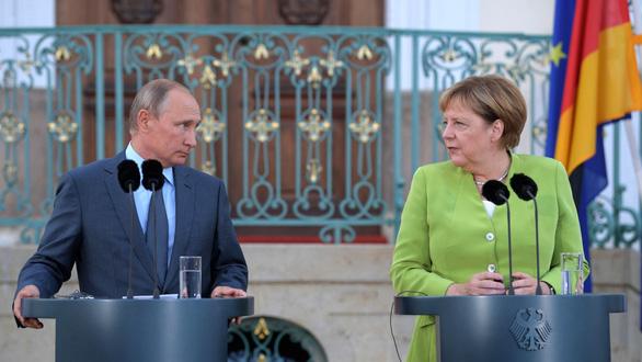 Tổng thống Nga Putin quan ngại về gia tăng căng thẳng biên giới với Ukraine - Ảnh 1.