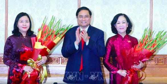 Bà Trương Thị Mai làm Trưởng Ban Tổ chức Trung ương - Ảnh 2.