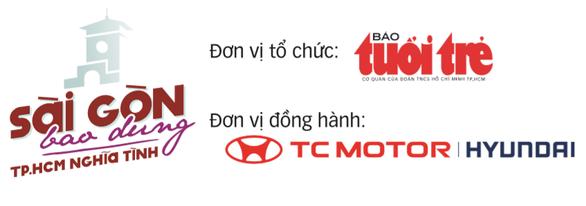 Sài Gòn bao dung - TP.HCM nghĩa tình: Những chuyến xe buýt rộng lòng - Ảnh 2.