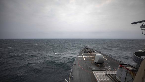 Mỹ nhắc lại cam kết với Đài Loan: Vững như bàn thạch - Ảnh 1.