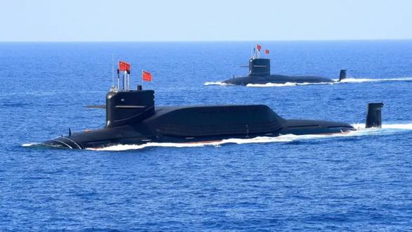 Nhật - Ấn giăng lưới đón tàu ngầm Trung Quốc trên Ấn Độ Dương - Ảnh 1.