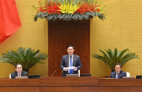 Chủ tịch Quốc hội Vương Đình Huệ: Đại biểu đã mang hơi thở cuộc sống vào nghị trường - Ảnh 1.