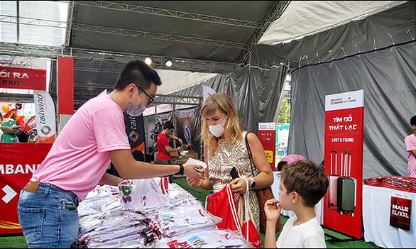 TP.HCM khởi động du lịch hè với 13.000 vận động viên dự giải marathon quốc tế - Ảnh 1.