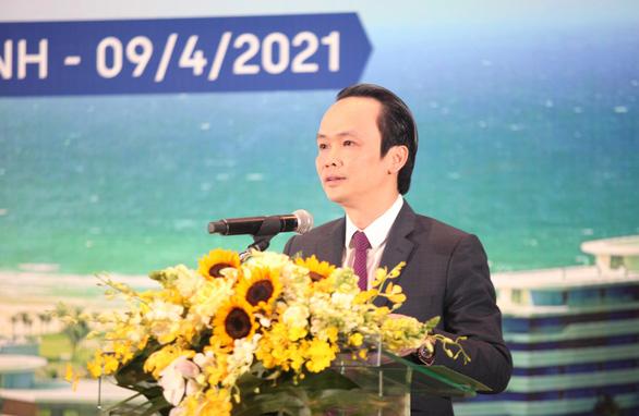 Chủ tịch Sacombank tại lễ ký hợp tác toàn diện với Bamboo Airways: 'Hai thương hiệu, triệu giá trị' - Ảnh 4.