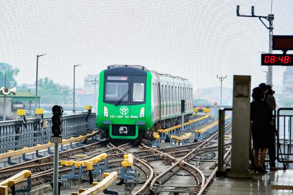 Hà Nội yêu cầu Sở GTVT chuẩn bị tiếp nhận bàn giao đường sắt Cát Linh - Hà Đông - Ảnh 1.