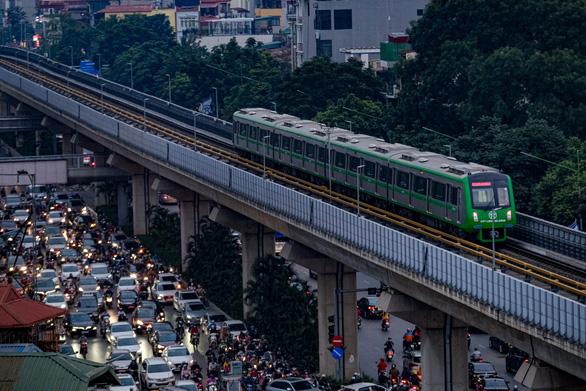 Đường sắt Cát Linh - Hà Đông hứa rồi để kéo dài mãi là không được - Ảnh 1.