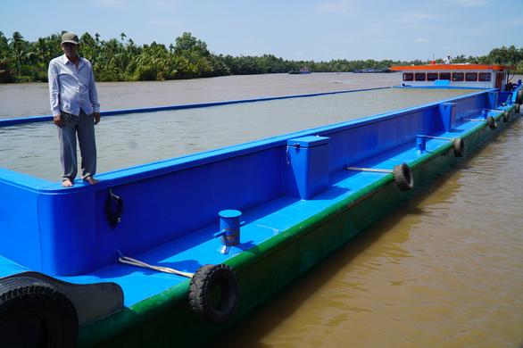 Bến Tre hủy kế hoạch tăng giá nước sạch không bị nhiễm mặn trong mùa hạn mặn - Ảnh 1.