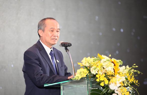 Chủ tịch Sacombank tại lễ ký hợp tác toàn diện với Bamboo Airways: 'Hai thương hiệu, triệu giá trị' - Ảnh 3.