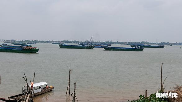 Mỏ cát trên sông Tiền được mua với giá hơn 2.811 tỉ đồng - Ảnh 2.