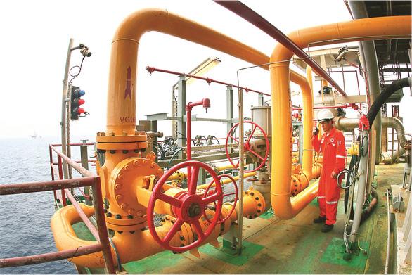 Giá dầu biến động khó lường, PVN vẫn hoàn thành mục tiêu quý 1 - Ảnh 2.