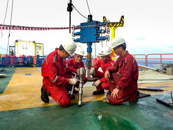 Giá dầu biến động khó lường, PVN vẫn hoàn thành mục tiêu quý 1 - Ảnh 3.