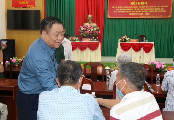 Trưởng Ban Tuyên giáo Trung ương: Trúng cử, sẽ tiếp tục làm tốt trách nhiệm đại biểu - Ảnh 1.