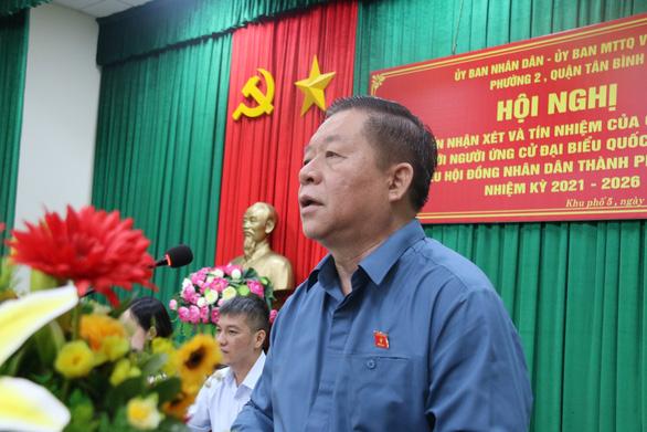 Trưởng Ban Tuyên giáo Trung ương: Trúng cử, sẽ tiếp tục làm tốt trách nhiệm đại biểu - Ảnh 2.