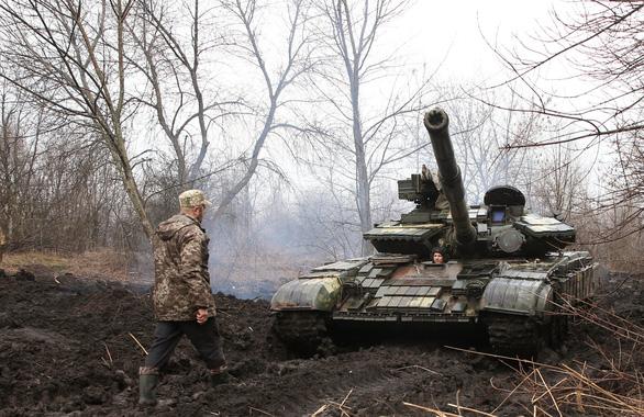 Nga - Ukraine bên bờ chiến tranh nóng - Ảnh 1.