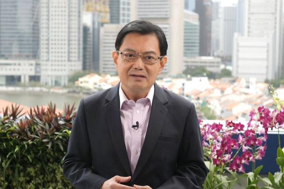 Người kế thừa ghế thủ tướng Singapore bất ngờ tuyên bố rút lui - Ảnh 1.