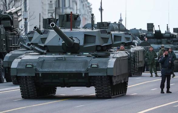 Mỹ nói binh sĩ Nga 'đông chưa từng thấy' ở biên giới với Ukraine, Đức yêu cầu rút quân - Ảnh 2.