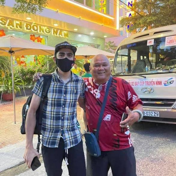 Tập đoàn Lộc Trời tái hợp cựu vô địch châu Á Ali Khademi - Ảnh 1.