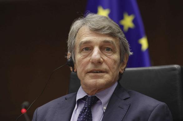Nga cấm 8 quan chức EU nhập cảnh, EU lên án và cảnh báo sẽ đáp trả - Ảnh 1.