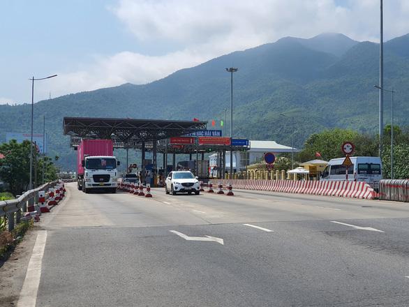 Đèo Cả tăng phí qua hầm Hải Vân dù Thừa Thiên Huế kiến nghị lùi thời gian - Ảnh 2.