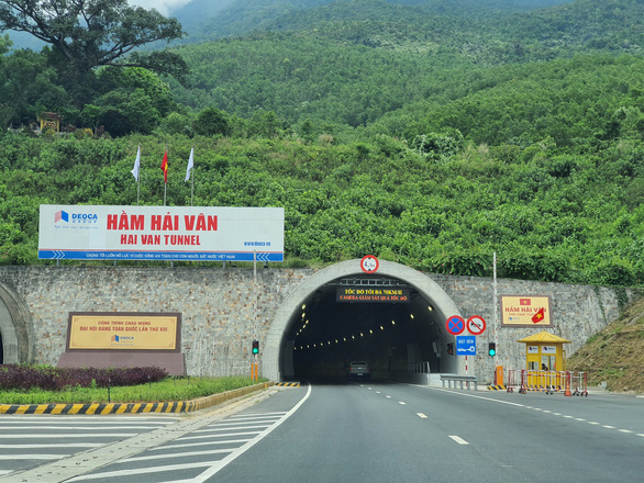 Đèo Cả tăng phí qua hầm Hải Vân dù Thừa Thiên Huế kiến nghị lùi thời gian - Ảnh 3.