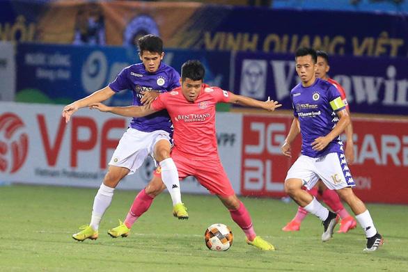 Vòng 12 V-League 2021 diễn ra đồng loạt chiều mai 2-5: Cơ hội cuối cùng - Ảnh 2.