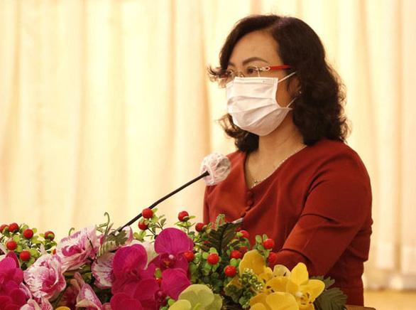 Bà Phan Thị Thắng cam kết đưa TP.HCM tăng quy mô ngân sách, thúc đẩy liên kết vùng - Ảnh 2.
