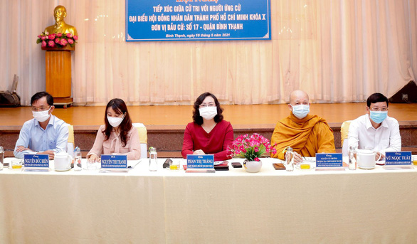Bà Phan Thị Thắng cam kết đưa TP.HCM tăng quy mô ngân sách, thúc đẩy liên kết vùng - Ảnh 1.