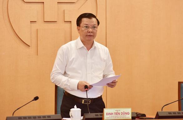 Bí thư Thành ủy Hà Nội: 'Không giãn cách, phong tỏa một cách cực đoan' - Ảnh 1.