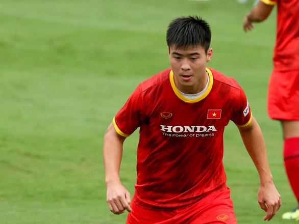 Tuyển Việt Nam đá giao hữu với tuyển Jordan tại UAE - Ảnh 2.