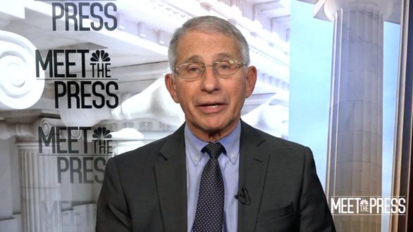Ông Anthony Fauci nói về 581.000 ca tử vong: Chắc chắn Mỹ đếm thiếu - Ảnh 1.