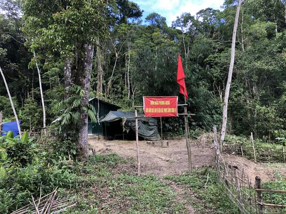 Chặn đứng nhiều tốp người vượt biên trên tuyến biên giới Việt - Lào - Ảnh 1.