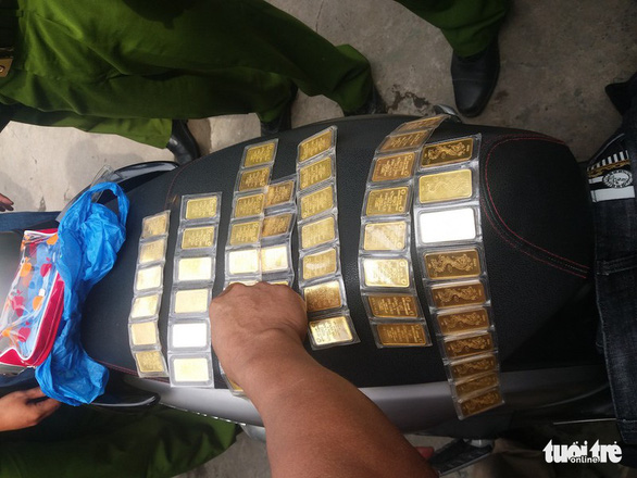 Khởi tố kẻ trộm nhiều dây vàng ở nhà nguyên giám đốc Sở GTVT Trà Vinh - Ảnh 3.