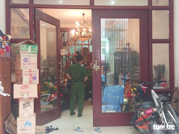Đại ca Toòng Ve ở Thái Bình bị khởi tố - Ảnh 1.