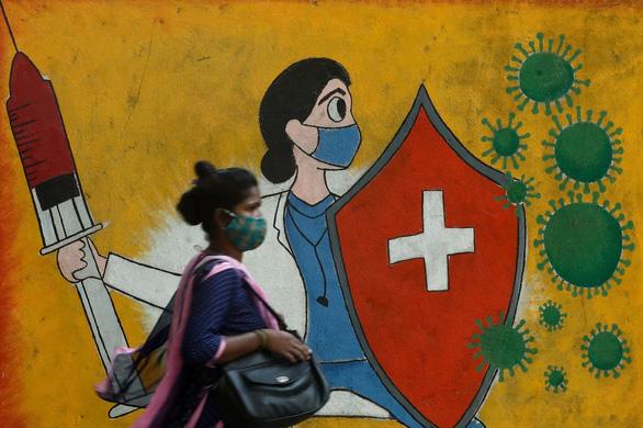 WHO phân loại biến thể B.1.617 ở Ấn Độ là đáng lo ngại toàn cầu - Ảnh 1.