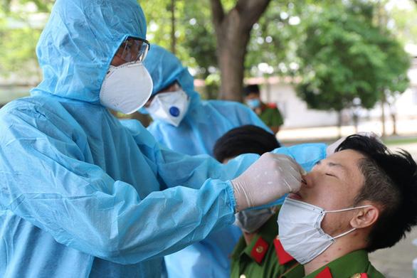 Một người Đà Nẵng nhiễm COVID-19 trước đó đã đi nhiều nơi ở TP.HCM - Ảnh 1.
