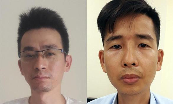 5 người Trung Quốc cư trú trái phép ở Hà Nội, 4 người đang bỏ trốn - Ảnh 1.