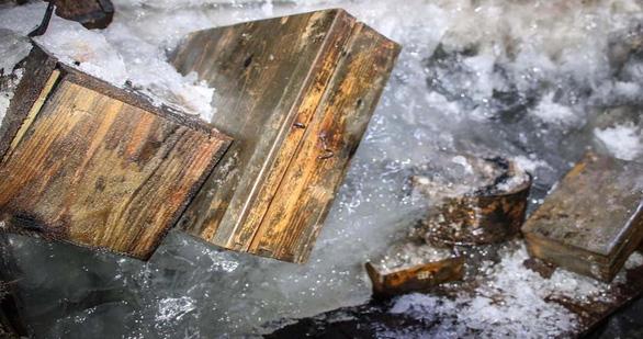 Nhờ băng tuyết tan, hé lộ sự thật lịch sử trên đỉnh núi - Ảnh 2.