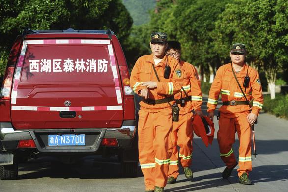 Sở thú Trung Quốc để xổng 3 con báo suốt 1 tuần không trình báo - Ảnh 1.