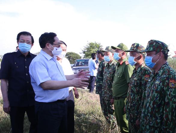 Thủ tướng Phạm Minh Chính: Xử lý người đứng đầu nếu để xảy ra dịch - Ảnh 1.