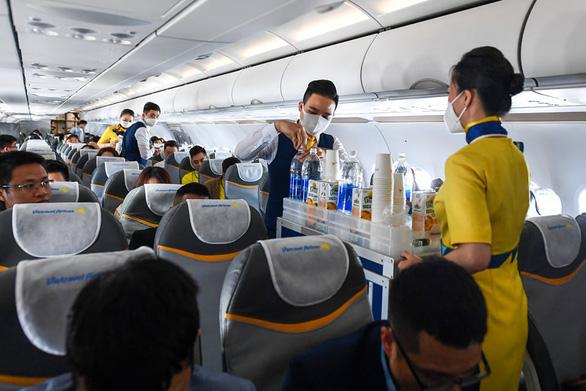 Vietravel bác tin bán Vietravel Airlines để thoát lỗ sau 4 tháng bay - Ảnh 1.