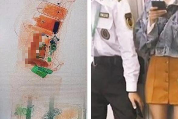 Đăng hình soi chiếu vali của khách có đồ chơi tình dục, bảo vệ Trung Quốc bị đuổi việc - Ảnh 1.