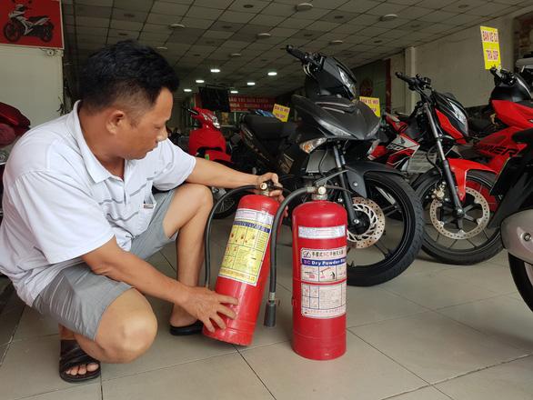 Phòng cháy nhà ở kết hợp sản xuất, kinh doanh: Nhiều khuyến cáo hữu ích - Ảnh 1.