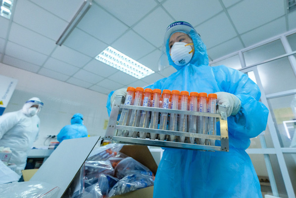 Các ca COVID-19 liên quan Bệnh viện Bệnh nhiệt đới trung ương nhiễm biến thể Ấn Độ - Ảnh 1.