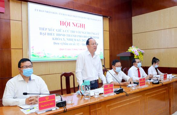 Phó bí thư TP.HCM Nguyễn Hồ Hải cam kết chống tham nhũng không nghỉ ngơi - Ảnh 1.