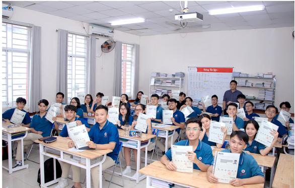 Học sinh 'tự tin đỗ đạt' dù chưa thi tốt nghiệp THPT - Ảnh 1.