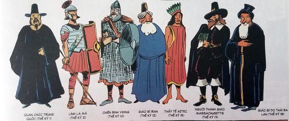 Xem Sapiens lược sử loài người bằng truyện tranh - Ảnh 5.