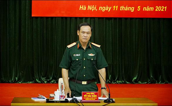 Bộ Quốc phòng đã kích hoạt hệ thống phòng chống dịch cao nhất - Ảnh 1.