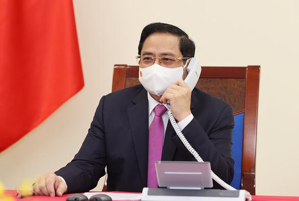 Việt Nam, Thái Lan nhất trí hợp tác thúc đẩy thỏa thuận ASEAN về Myanmar - Ảnh 1.