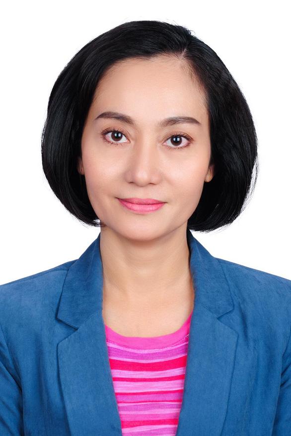 Trịnh Kim Chi, Lê Tứ, Hạnh Thúy ứng cử đại biểu HĐND TP.HCM nhiệm kỳ 2021-2026 - Ảnh 5.